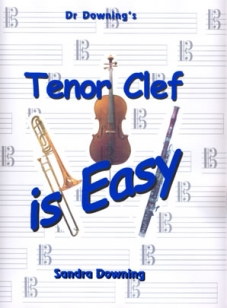 TENOR CLEF IS EASY
