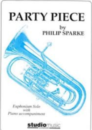 PARTY PIECE (treble/bass clef)