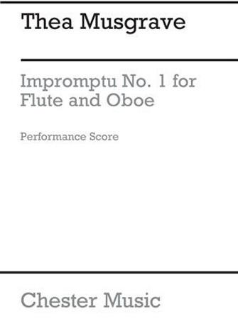 IMPROMPTU No.1 (playing score)