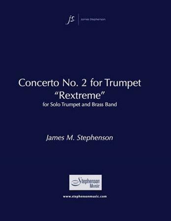 CONCERTO No.2 Rextreme (score & parts)