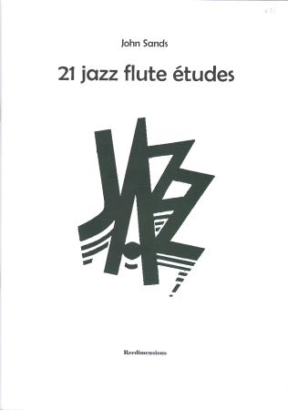 21 JAZZ FLUTE ETUDES