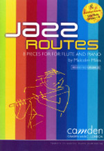 JAZZ ROUTES + CD