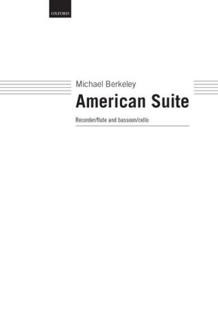 AMERICAN SUITE (score & parts)