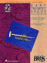 CANADIAN BRASS BOOK OF EASY TRUMPET SOLOS + CD