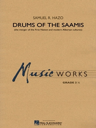 DRUMS OF THE SAAMIS (score)