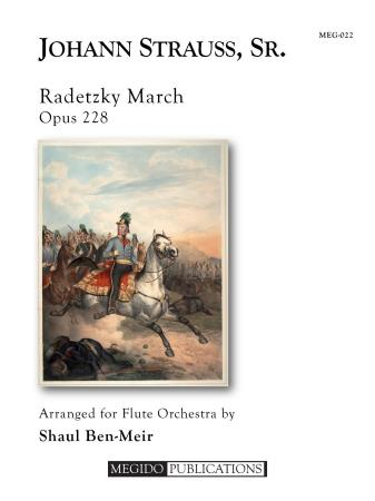 RADETZKY MARCH Op.228 (score & parts)