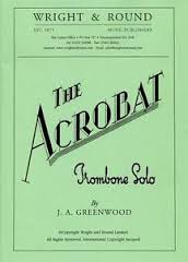 THE ACROBAT (treble/bass clef)