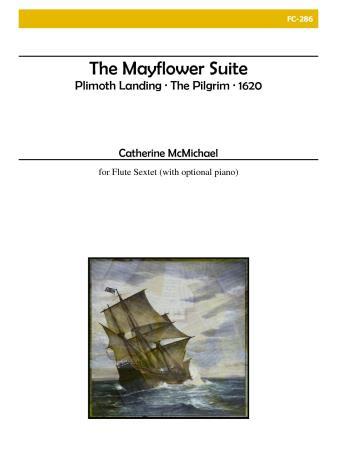 THE MAYFLOWER SUITE (score & parts)