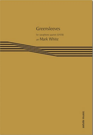 GREENSLEEVES (score & parts)