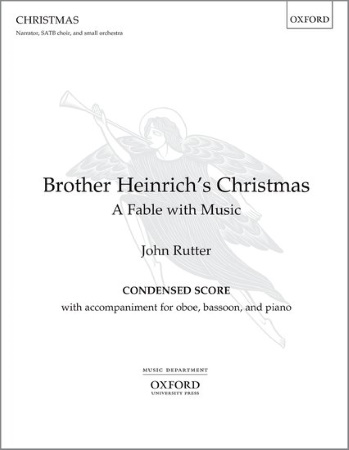 BROTHER HEINRICH'S CHRISTMAS (condensed score)