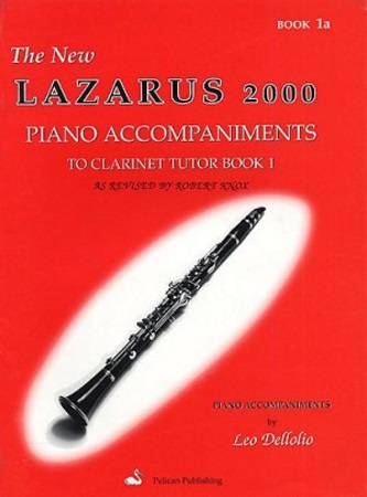 THE NEW LAZARUS 2000 Book 1a Piano Accompaniment