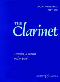 THE CLARINET A Comprehensive Method
