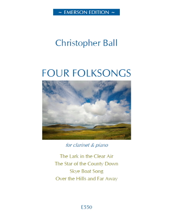 FOUR FOLKSONGS - Digital Edition