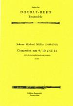 CONCERTOS Nos. 9, 10 & 11