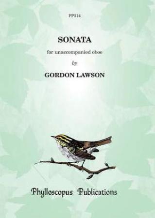 SONATA for Unaccompanied Oboe