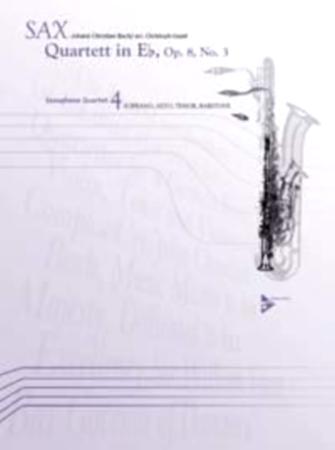QUARTET in Eb major Op.8, No.3