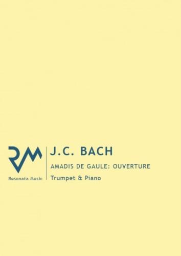 AMADIS DE GAULE Overture W.G39