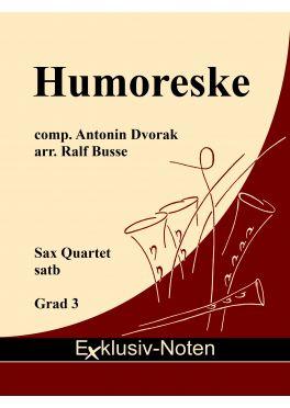 HUMORESKE Op.101 No.7 (score & parts)