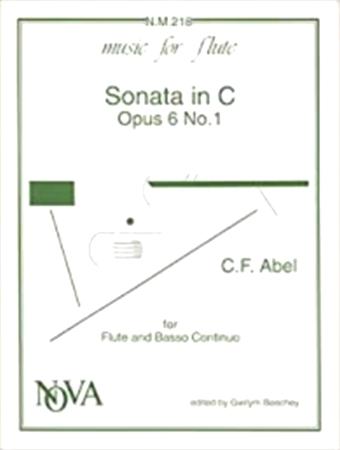 SONATA in C major Op.6 No.1