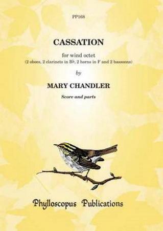 CASSATION (score & parts)