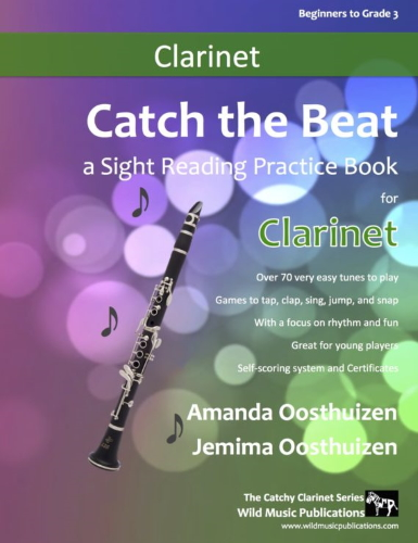 CATCH THE BEAT Clarinet Sight Reading