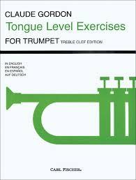 TONGUE LEVEL EXERCISES (treble clef)