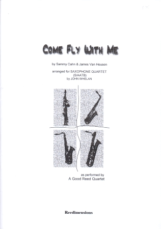 COME FLY WITH ME (score & parts)
