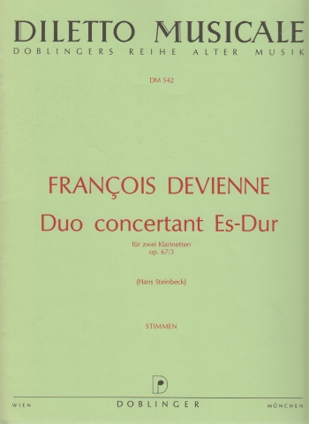 DUO CONCERTANTE No.3