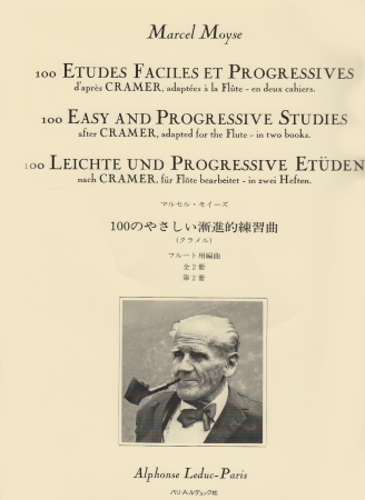 100 EASY & PROGRESSIVE STUDIES Volume 2 - Cramer