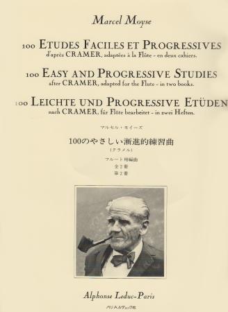 100 EASY & PROGRESSIVE STUDIES Volume 2 - Cramer