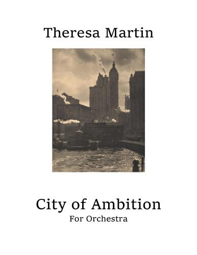 CITY OF AMBITION (score)