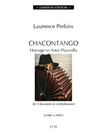 CHACONTANGO (score & parts)