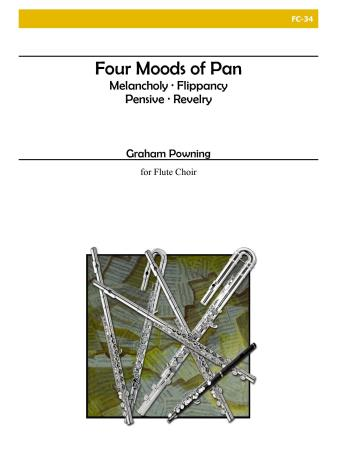FOUR MOODS OF PAN