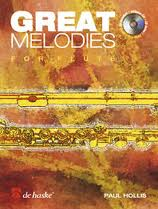GREAT MELODIES FOR FLUTE + CD