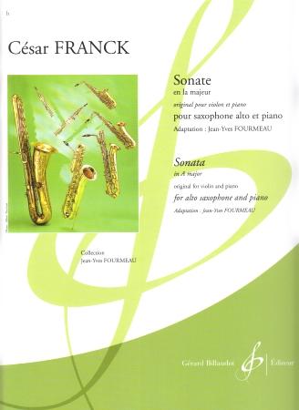 SONATA in A major (from the Violin Sonata)