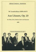 AUS LITAUEN Op.23