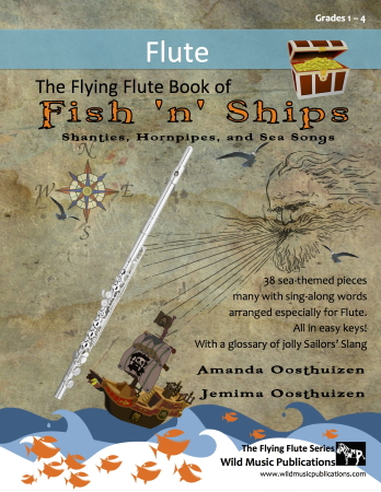 THE FLYING FLUTE BOOK of Fish 'n' Ships