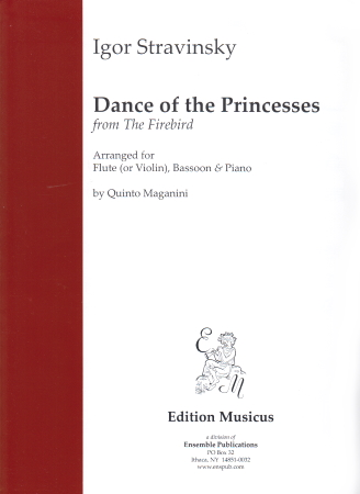 DANCE OF THE PRINCESSES from 'The Firebird'