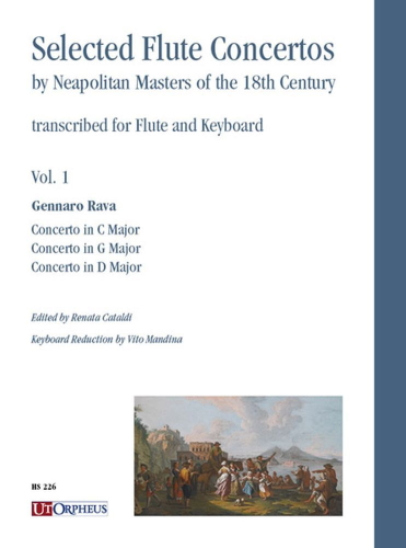 SELECTED FLUTE CONCERTOS Volume 1