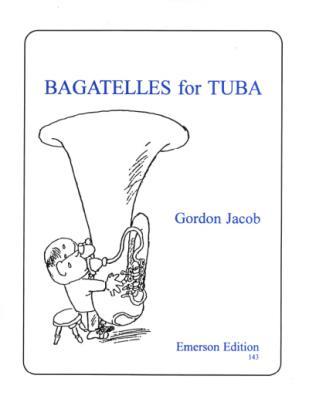 BAGATELLES FOR TUBA (treble/bass clef)