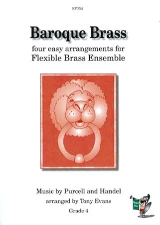 BAROQUE BRASS (Purcell & Handel)