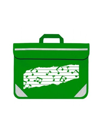 MUSIC BAG DUO Music (Emerald Green)