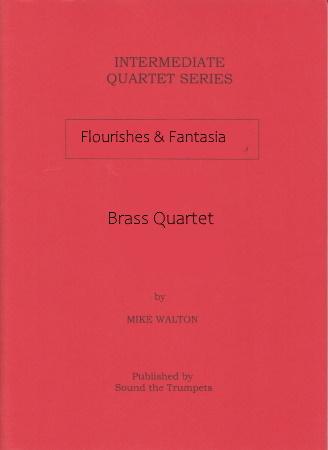 FLOURISHES AND FANTASIA (score & parts)