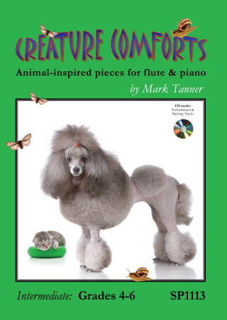 CREATURE COMFORTS intermediate + CD