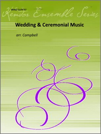 WEDDING AND CEREMONIAL MUSIC