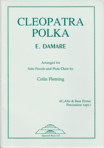 CLEOPATRA POLKA score & parts