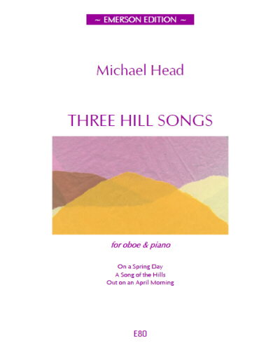 THREE HILL SONGS