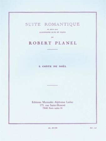 SUITE ROMANTIQUE No.5: Conte de Noel