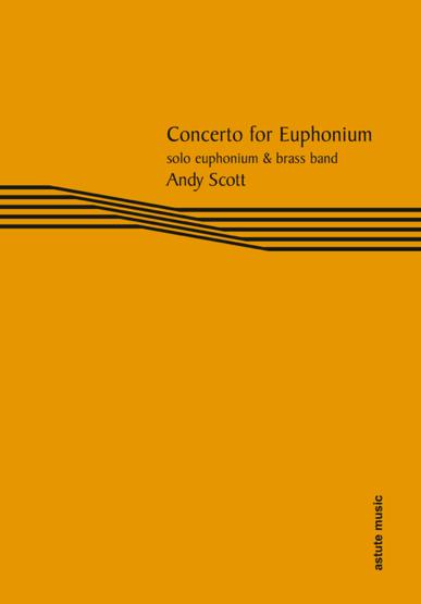 CONCERTO FOR EUPHONIUM Solo Part