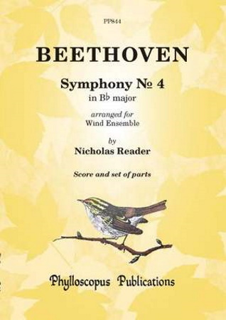 SYMPHONY No.4 (score & parts)